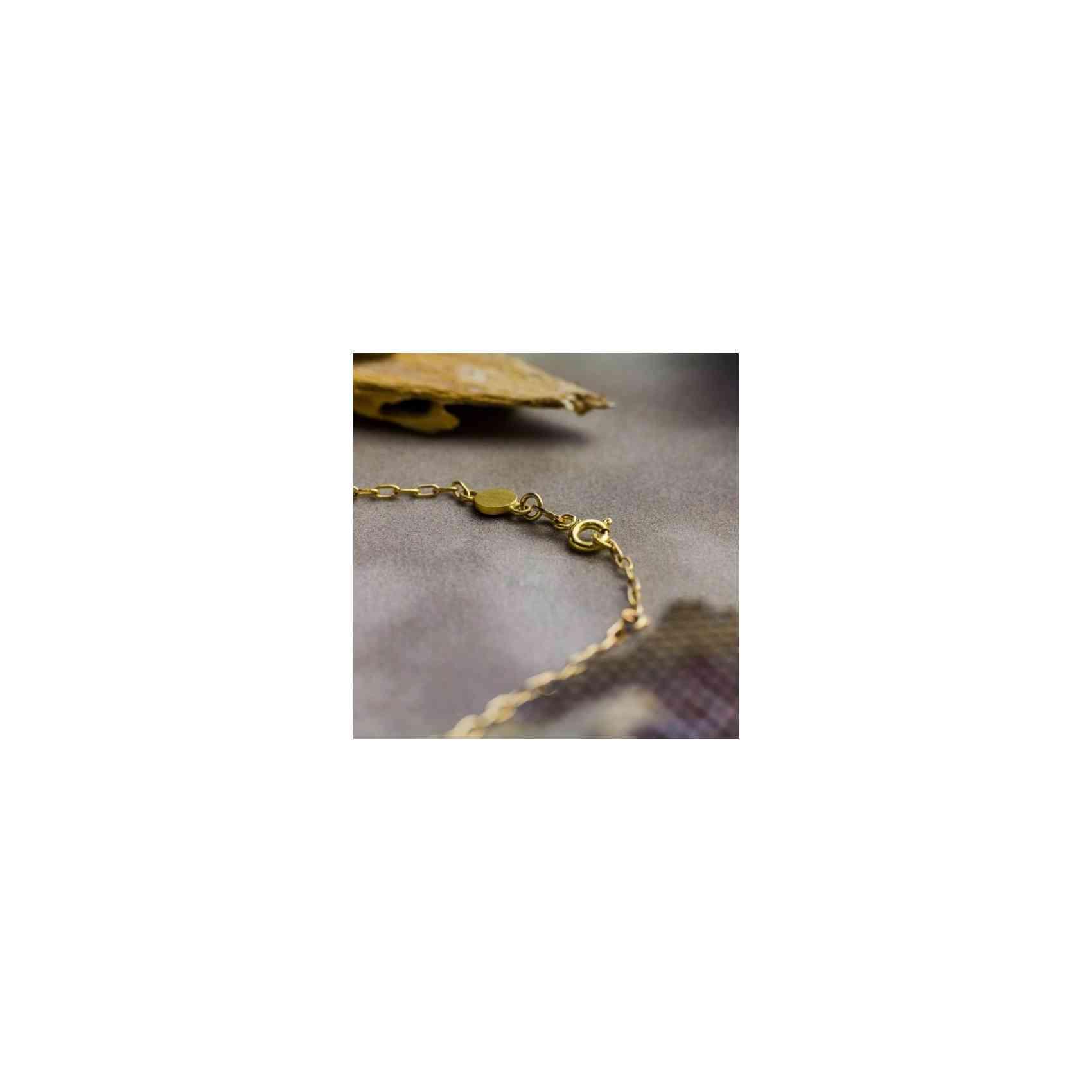 Brățară Aur 14K cu Adular